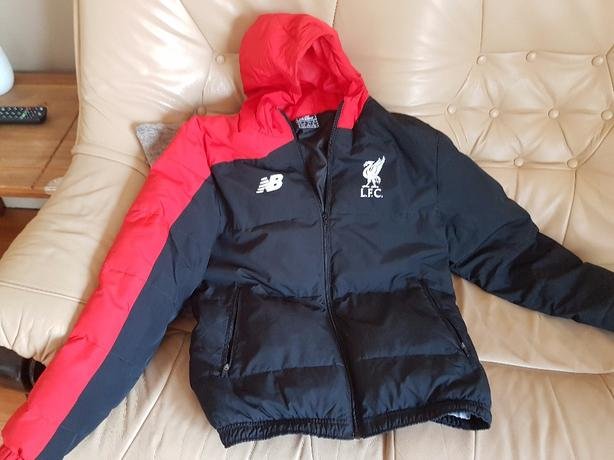 men's size s Liverpool fc coat