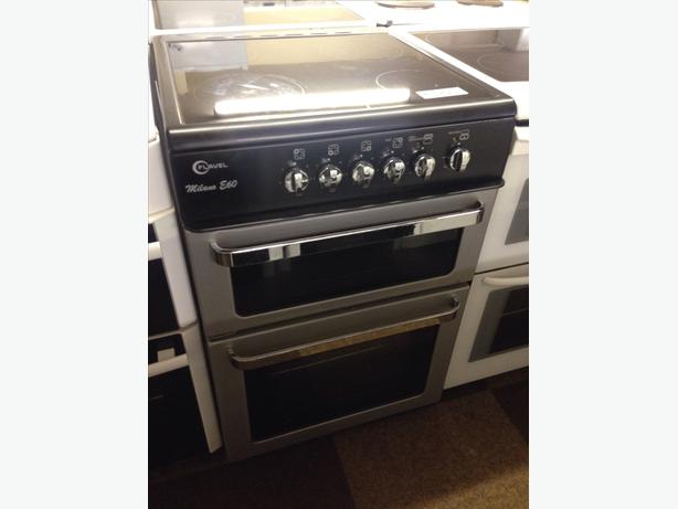 FLAVEL 60CM FAN ASSISTED ELECTRIC COOKER2