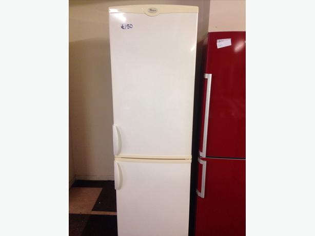 WHIRLPOOL FRIDGE FREEZER10