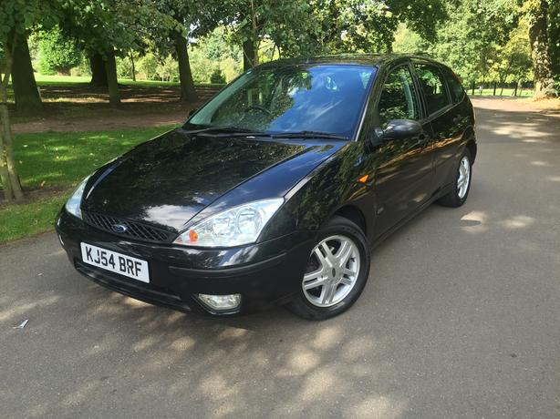 FORD FOCUS 2004 **NEW CLUTCH**NEW MOT**