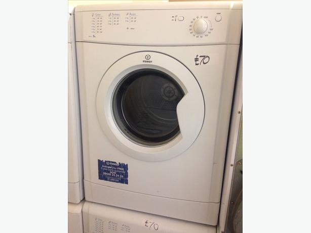 INDESIT 6KG VENTED DRYER04