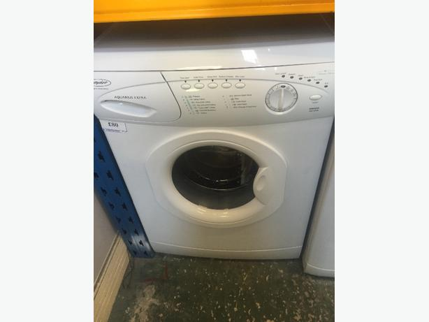 🌀hotpoint washer free delivery and fitting