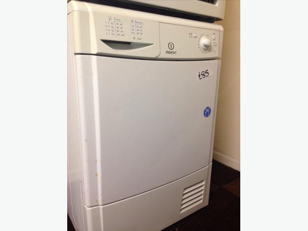 7KG INDESIT CONDENSER DRYER6