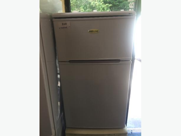 asnew mini fridgefreeezer