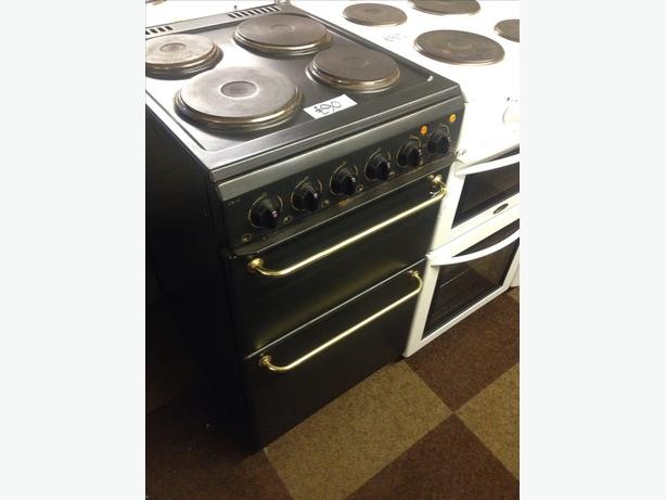 HOTPOINT 50CM ELECTRIC COOKER0