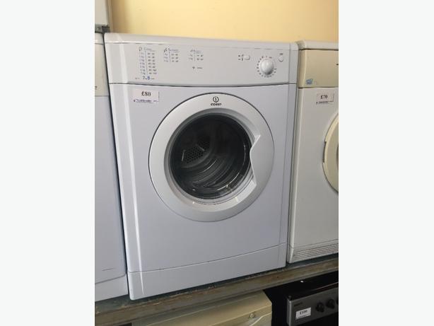 7kg indesit dryer free delivery