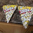 Popco Machine 8oz large ,popcorn kernel & popcorn cones £90