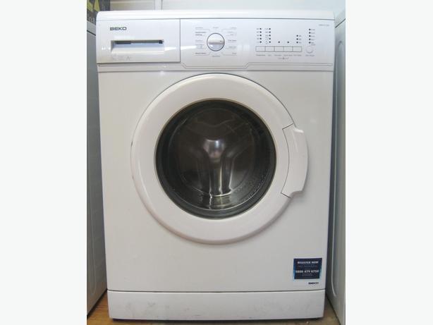 Beko 6kg Washing Machine, 1100 Spin, with 6 Month Warranty