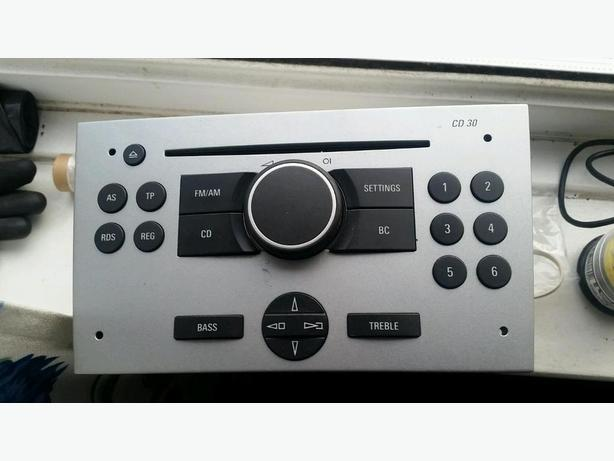 Corsa c original CD player