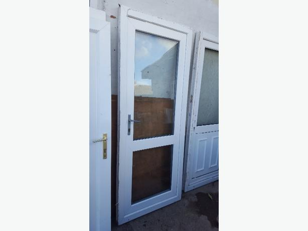 Upvc door in sandwell mobile for Brown upvc door