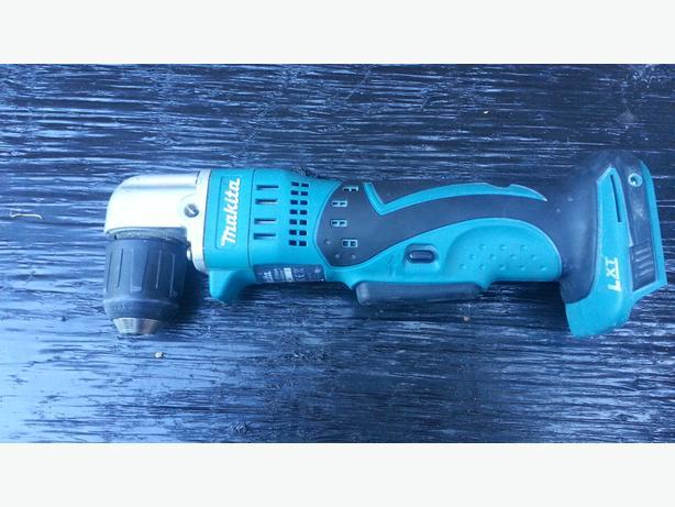 Makita DDA351 18V Cordless LXT Angle Drill  Body Only