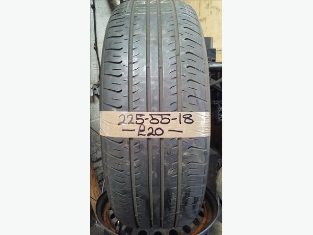 225-55-18 Hankook Optimo K415 4.5mm Part Worn Tyre