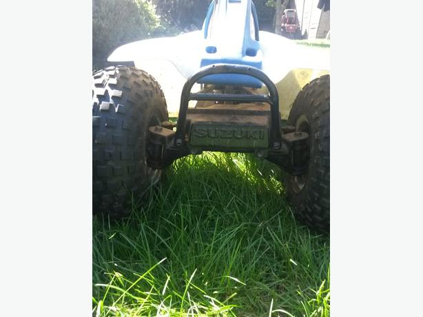 suzuki Lt50 Quad WANTED Non Runner Or Runner