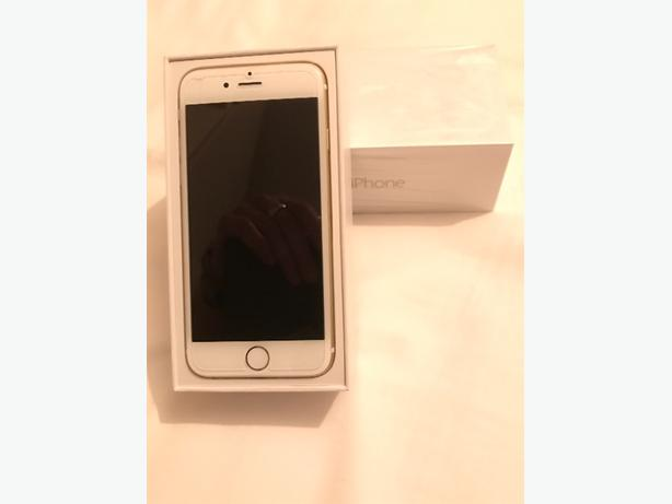 iPhone 6, 64gb, Gold Any Network, Mint condition boxed