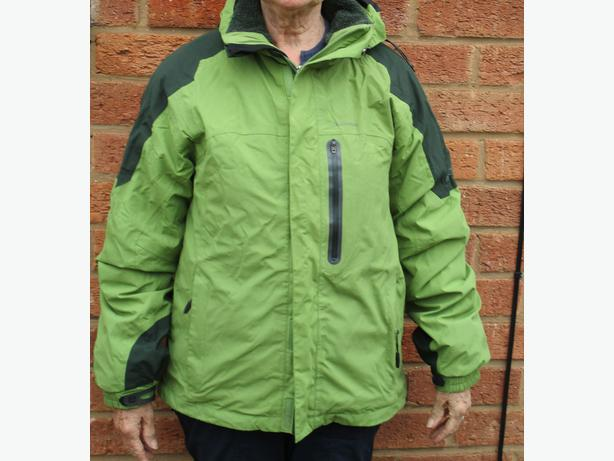 Ladies waterproof coat