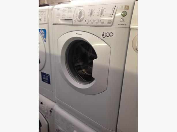 HOTPOINT 6KG WASHING MACHINE3