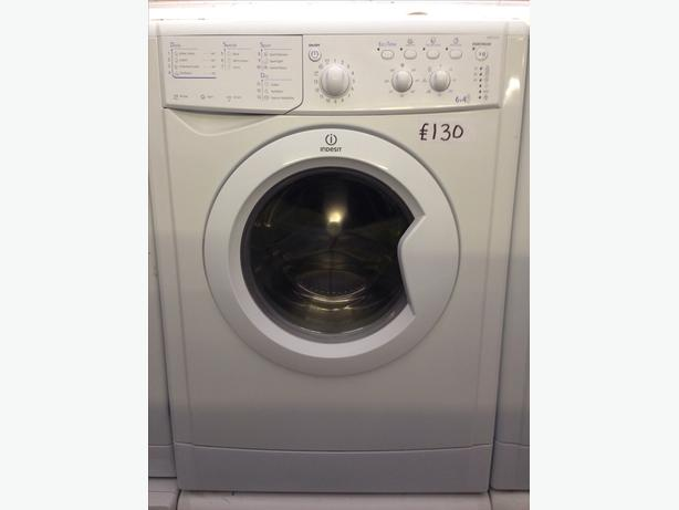 INDESIT WASHER DRYER 6+4KG