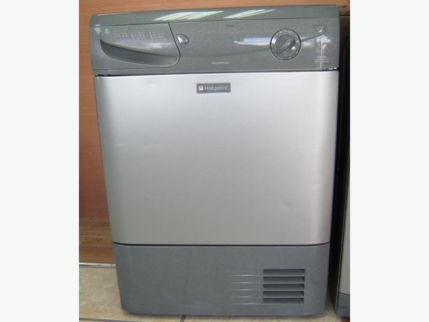Hotpoint CTD00 Silver / Graphite Condenser Tumble Dryer, VGC, 6 Month Warranty