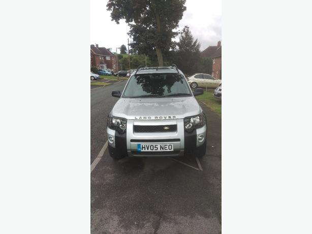 land rover freelander HSE 1.8 genuine low milage