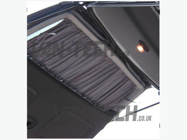 VW T5 Van Transporter Blackout Interior Curtain Tail Gate