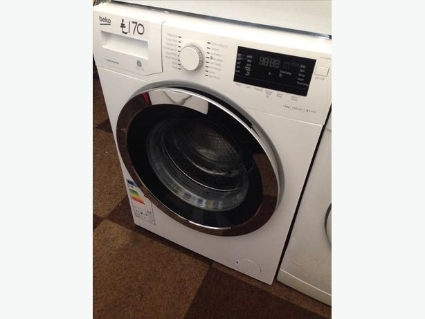 BEKO 1-9KG LCD DISPLAY WASHING MACHINE0