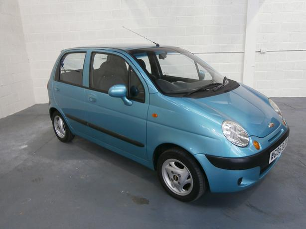 CHEVROLET MATIZ 2005 LOW MILES, GOOD SERVICE HISTORY
