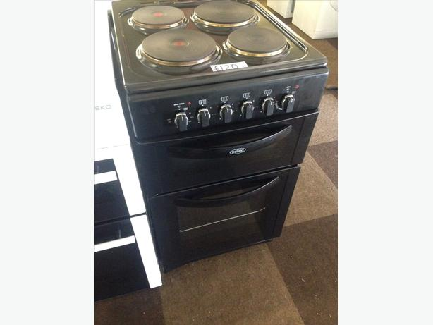 BELLING 50CM PLATED TOP ELECTRIC COOKER3