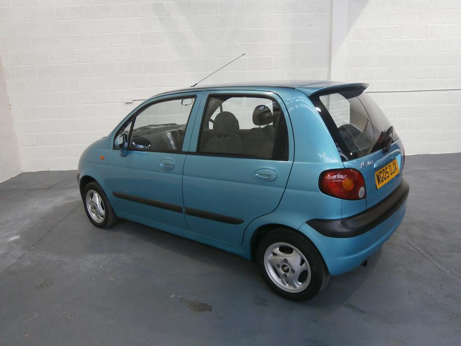 chevrolet matiz 2005 low miles good service history wolverhampton dudley. Black Bedroom Furniture Sets. Home Design Ideas
