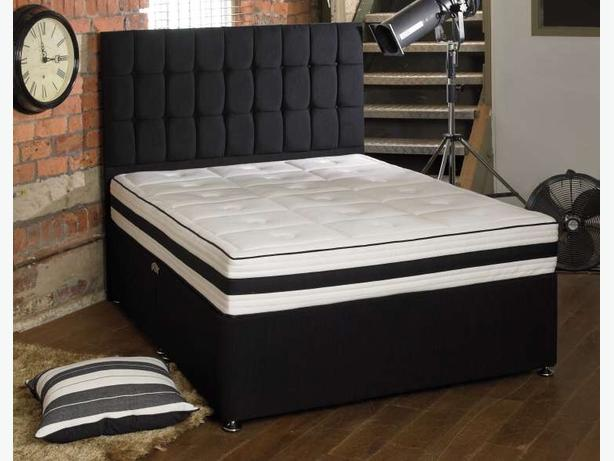 VISCO DOUBLE MEMORY MATTRESS