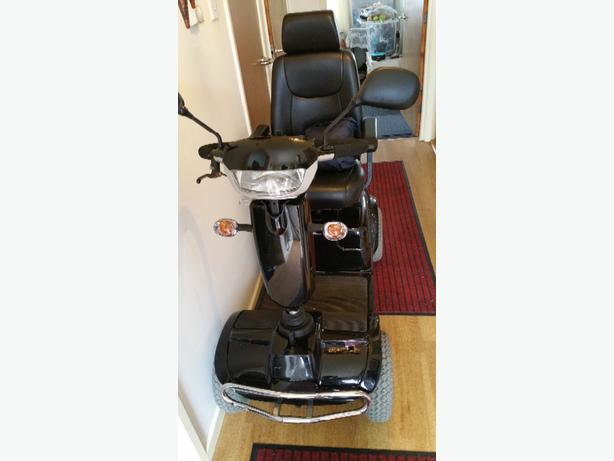 MOBILITY SCOOTER 8 MPH & 350 LBS Max Rascal Pioneer . £599 ono