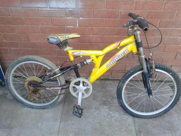 **OPEN TO OFFERS** 2x Mountain Bikes Both Full Suspension