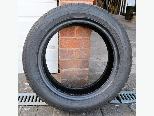 PART WORN PIRELLI 205/55/R16 91H WINTER TYRE
