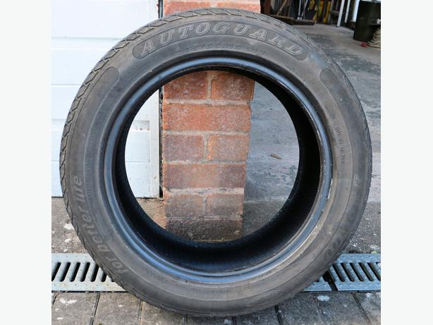 PART WORN AUTOGUARD 205/55/R16 91V TYRE