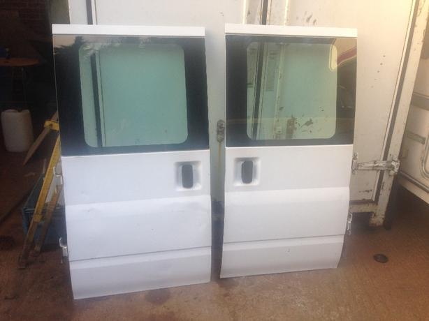 !!Transit crew cab doors no offers !!!