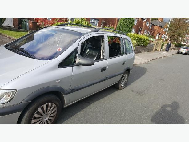 zafira 16v club mot Feb 2017