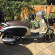 Sym Fiddle Scooter 125