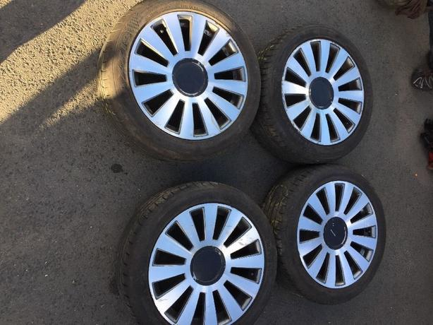 AUDI A8 REPS ALLOY WHEELS POLISHED 17 INCH