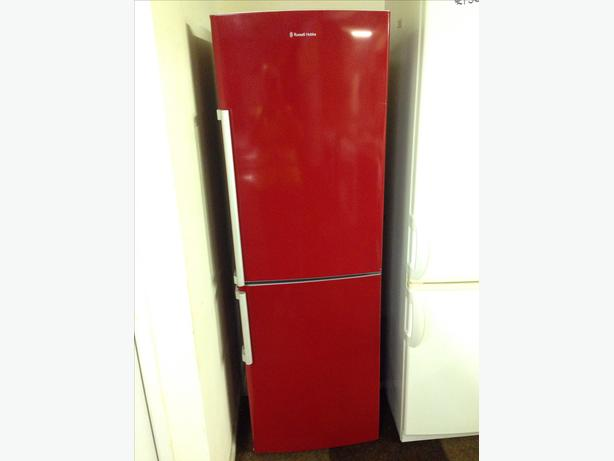 RED RUSSELL HOBBS FRIDGE FREEZER03