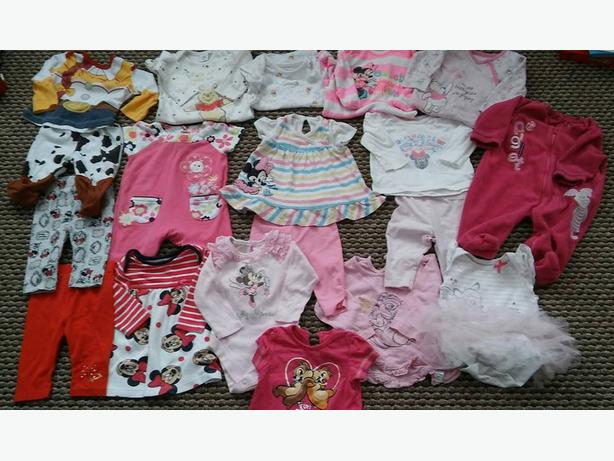 Massive bundle of girls 0-3 clothes