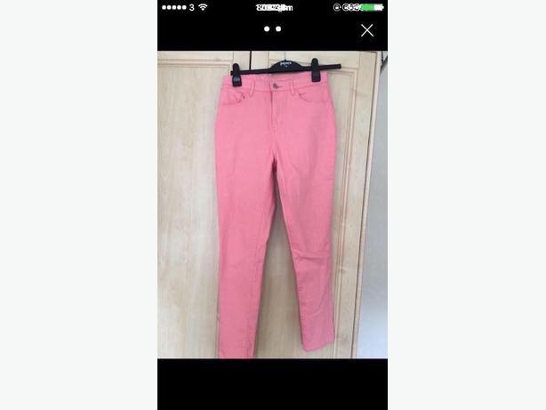 levi jeans pink