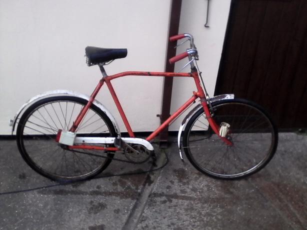vintage postmans bike