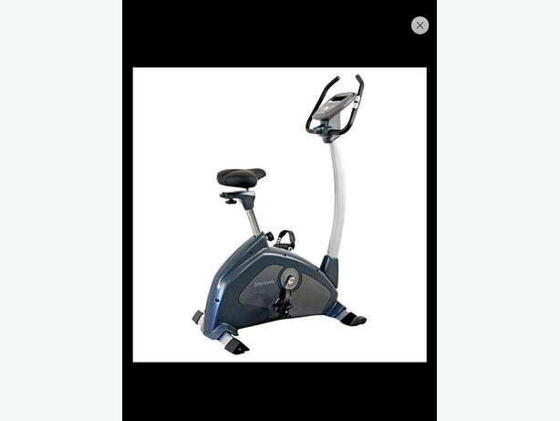 JLB exercise bike professional powered new in box guarantee