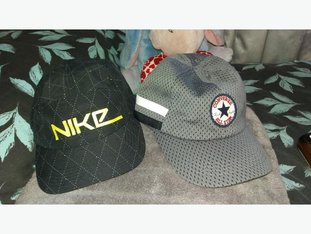 youth nike and converse caps new