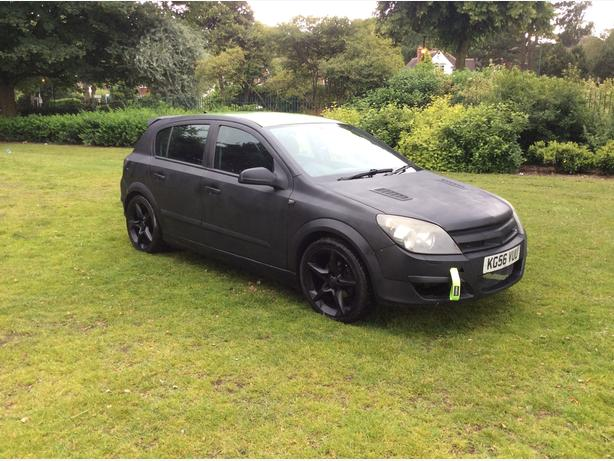 2006 Vauxhall Astra 1 4 Club Modified Px To Clear Outside Black Country Region Sandwell