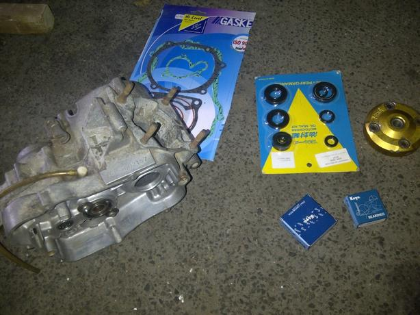 yz80 engine parts 97 to 01
