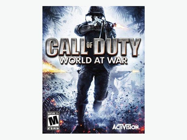 WANTED: Call of duty World at war Xbox 360