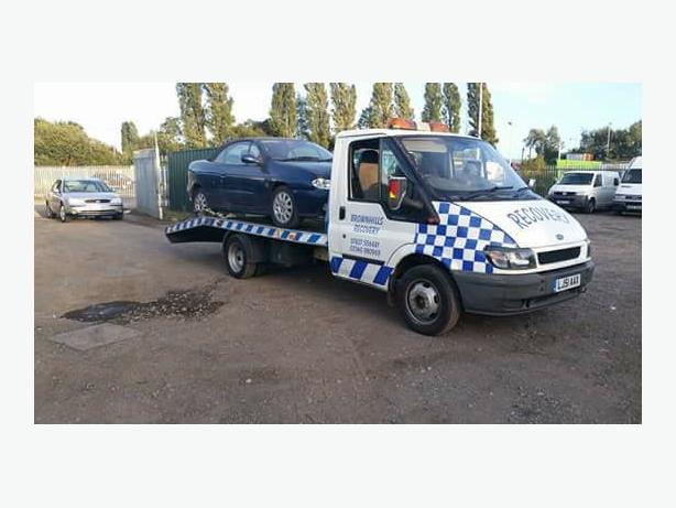 Brownhills Recovery (scrap vehicles wanted)