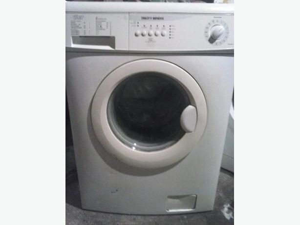 tricity bendix washing machine