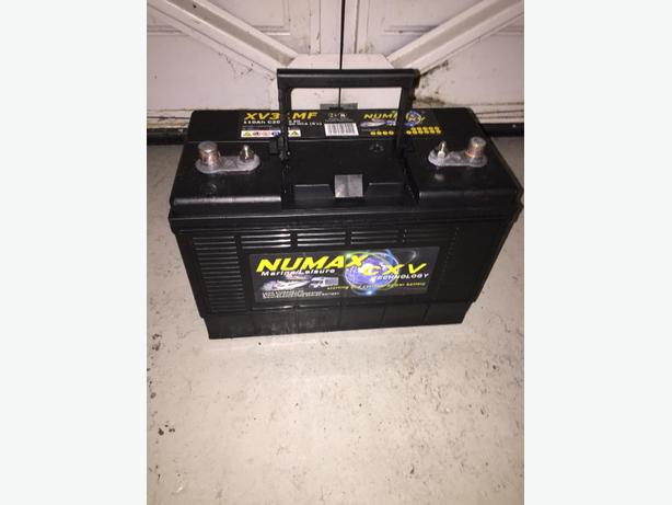 110ah leisure battery