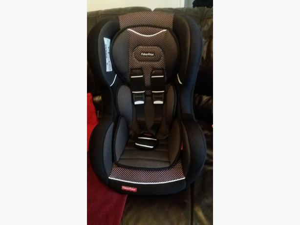 Fisher price car seat 0-4 years